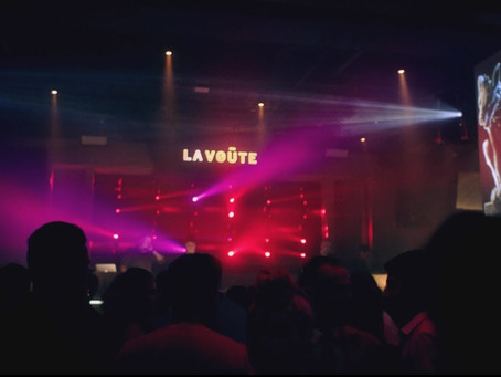 We welcome La Voūte (Montreal)