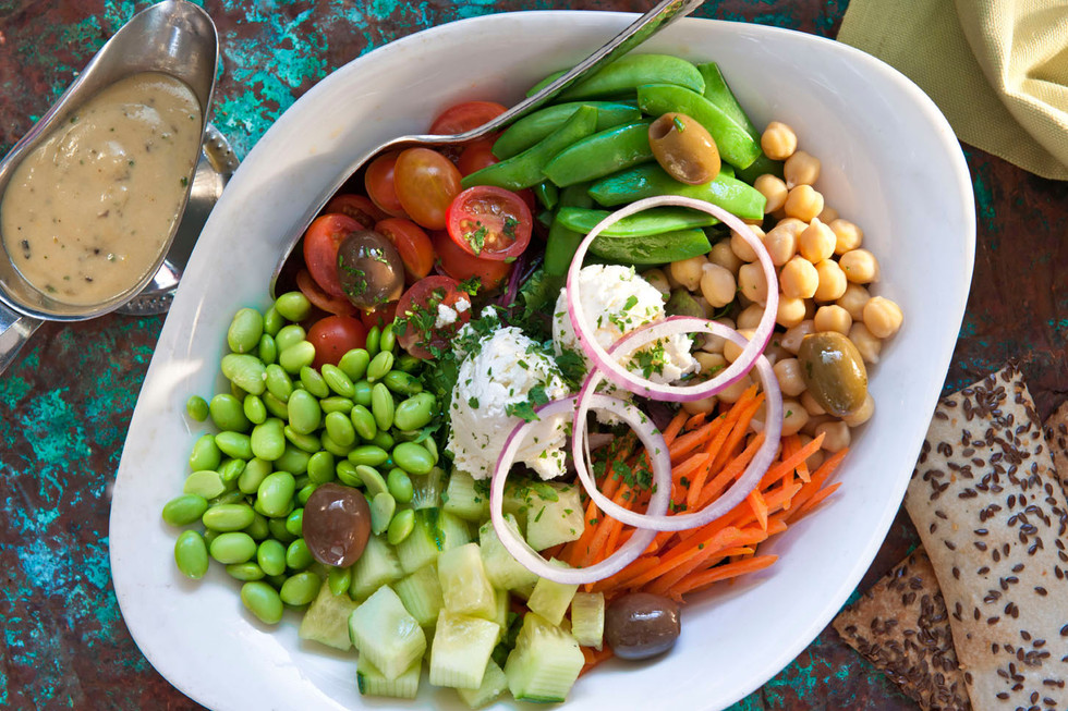 My Big Fat Greek Salad