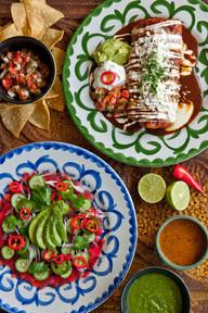 Ahi Aguachile Or Mala Burrito