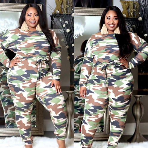 The Canfield Set-Olive