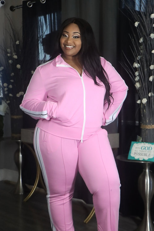 Pink Plus Sets