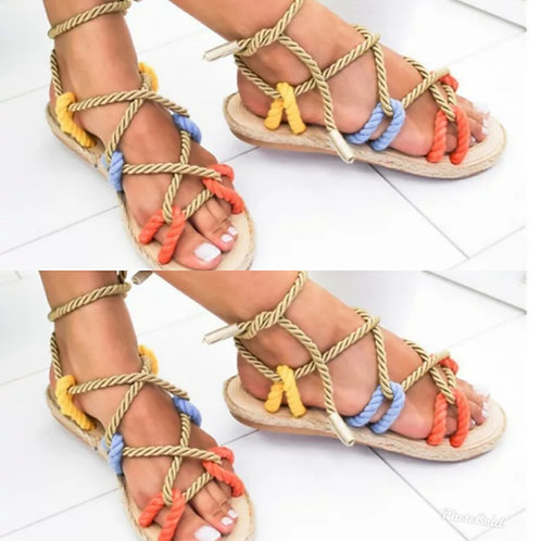 The multi Cross Shoe