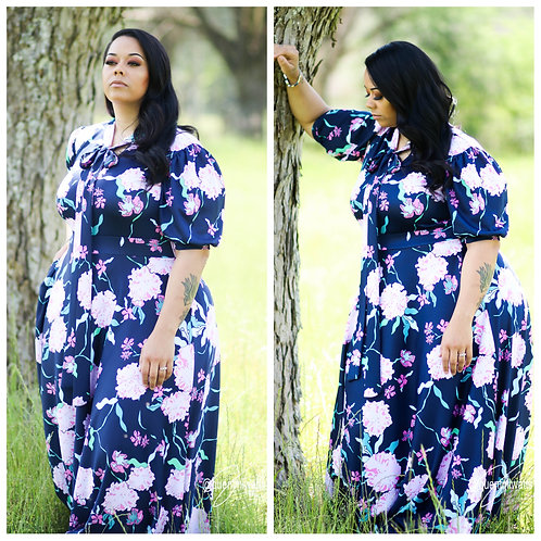 The Blue berry Maxi