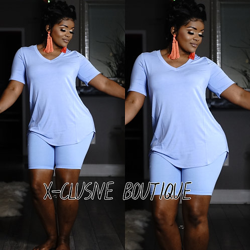 Spring Blue Chill Set (small-XL)