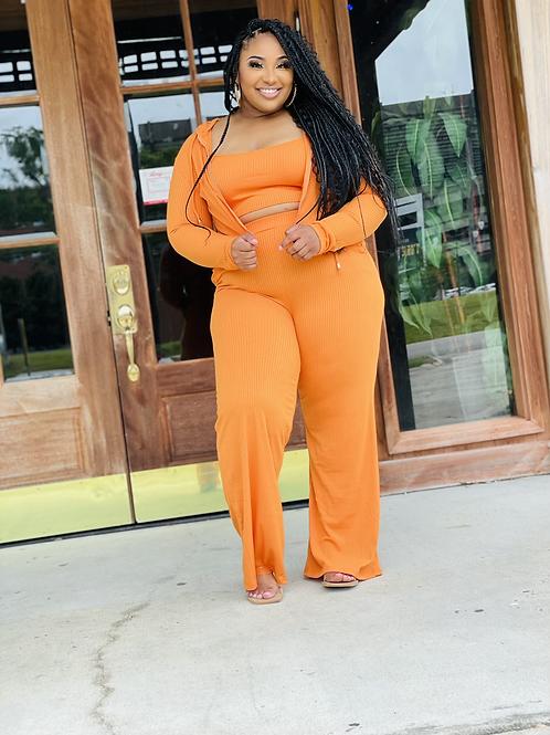 Orange Tang Set