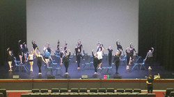 Ritz Opera Ballet Company Class