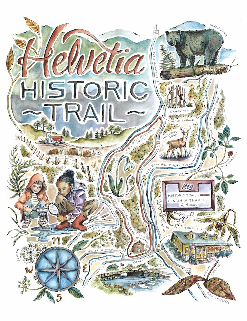 Historic Trail Hike