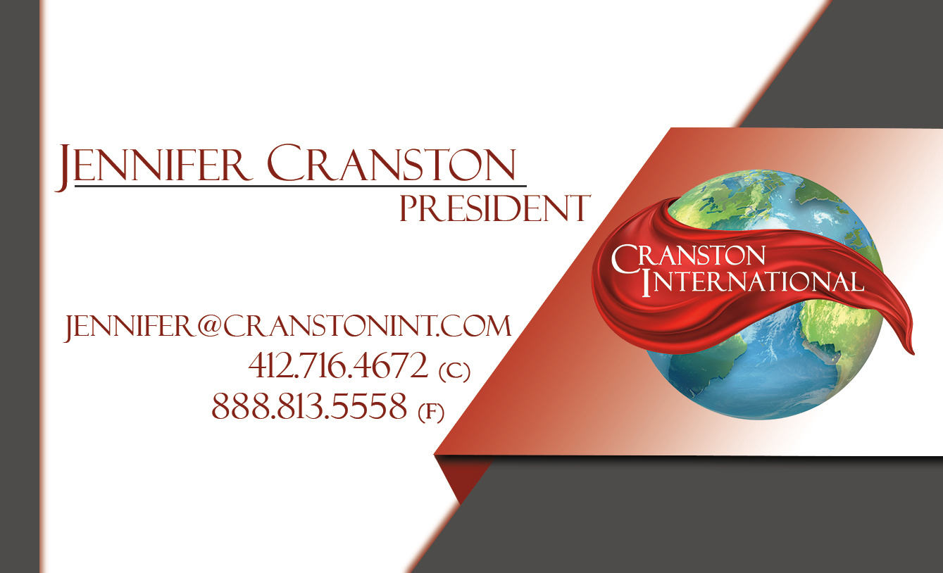 Cranston Card Front