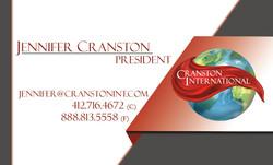 Cranston Card Front