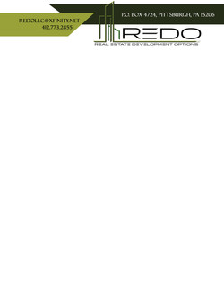 REDO letterhead