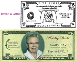 Mary Kay, Barb Lohnert before/after