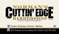 Norman's Cuttin' Edge