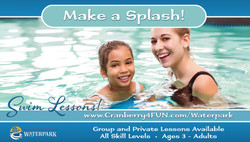Swim Lessons Ad