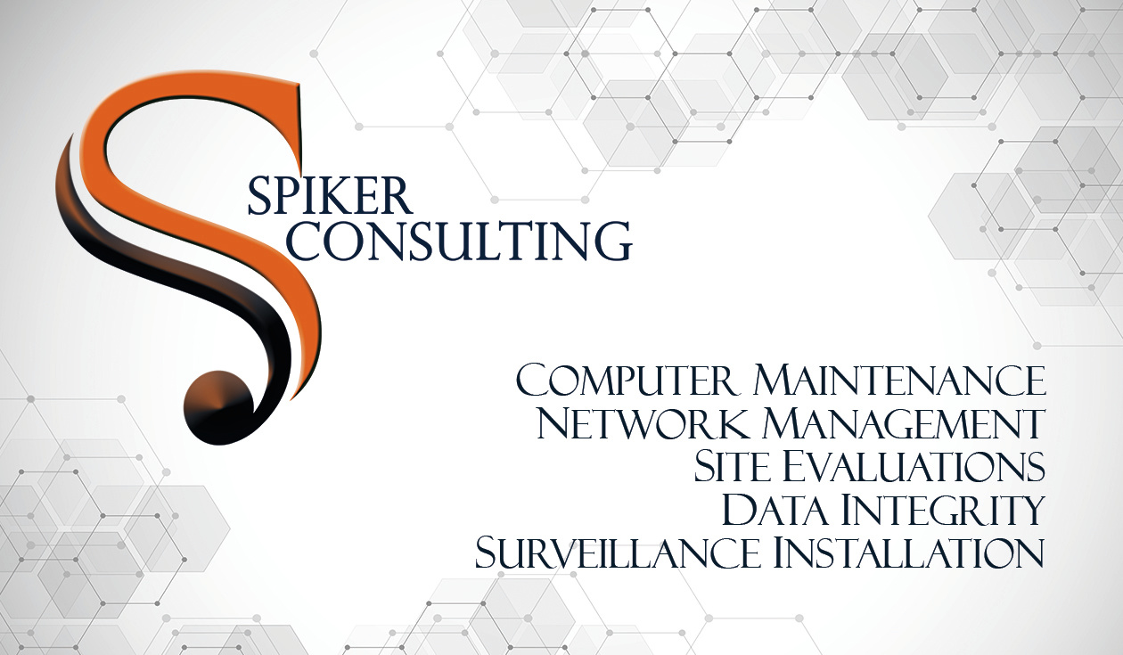 Spiker Consulting back