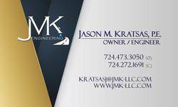 JMK card front