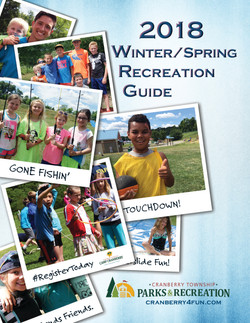 2018 Recreation Guide Cover