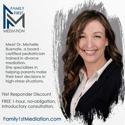 Family First Mediation ad