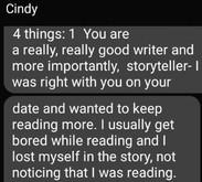 Cindy says...