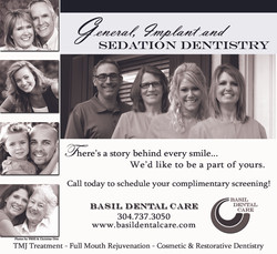 Basil Dental Weirton Daily Times Ad