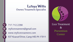 LTPC Business Card front