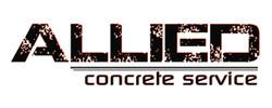 ALLIED Concrete Service logo