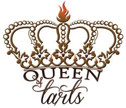 Queen of Tarts logo
