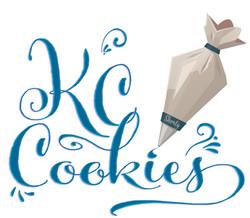 KC Cookies logo