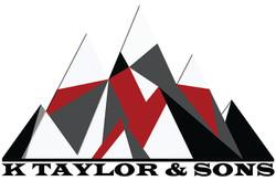 K Taylor & Sons Logo