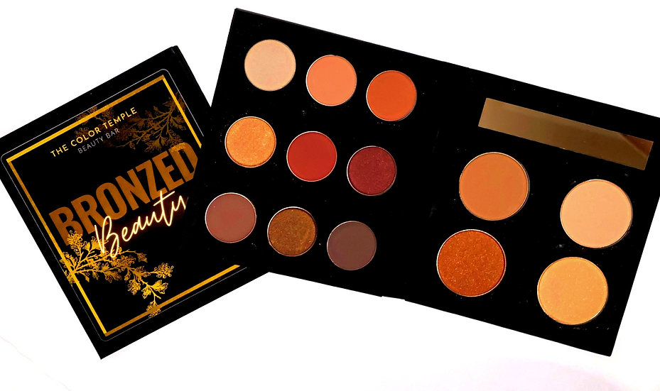 Bronzed Beauty Palette