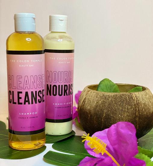 Cleanse & Nourish Bundle