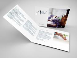 Spa Azul Brochure