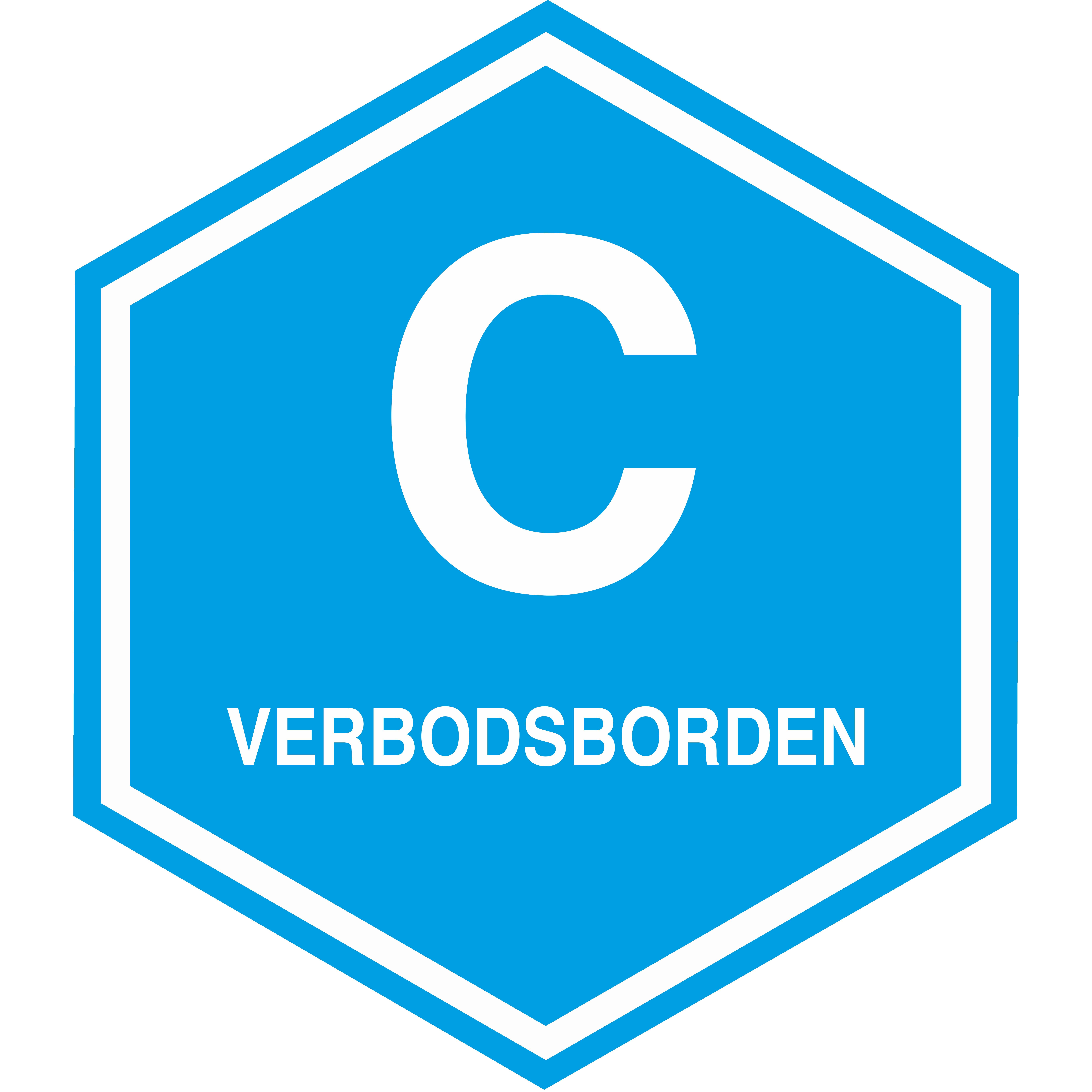 C VERBODSBORDEN