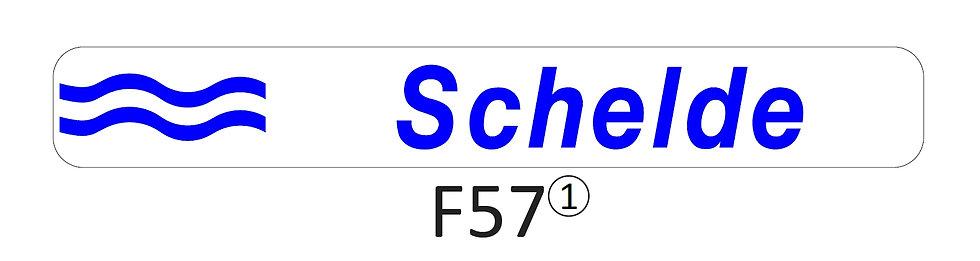 Verkeersbord F57 - klasse 1