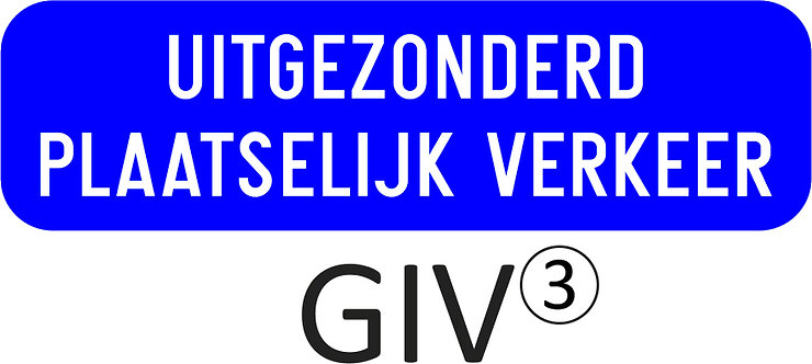Onderbord GIV - klasse 3