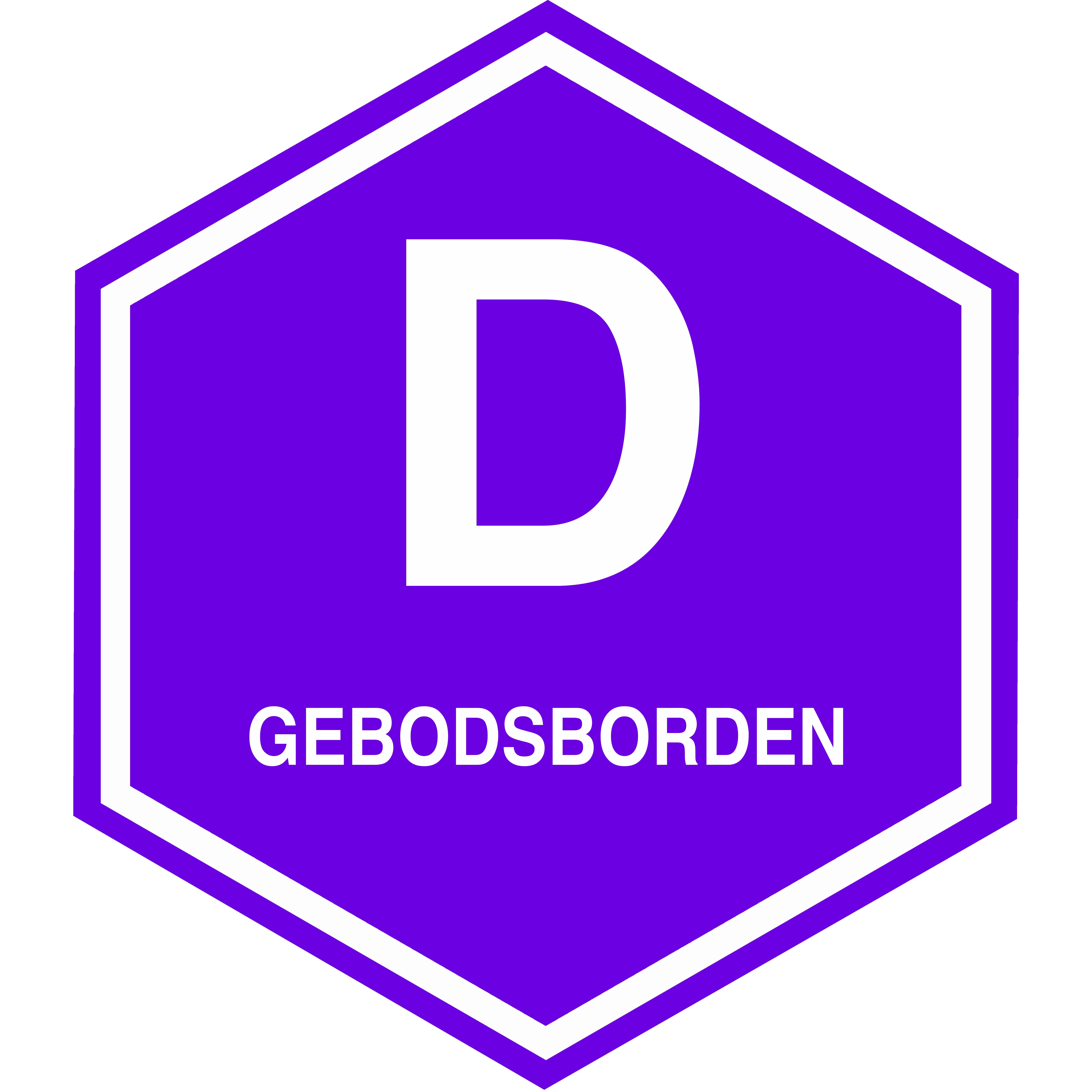 D GEBODSBORDEN