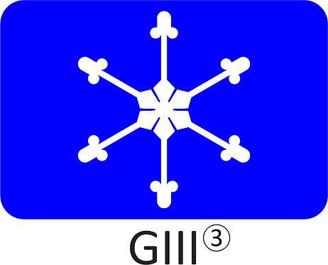 Onderbord GIII - klasse 3