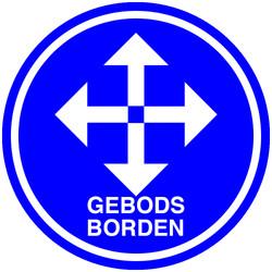 GEBODSBORDEN