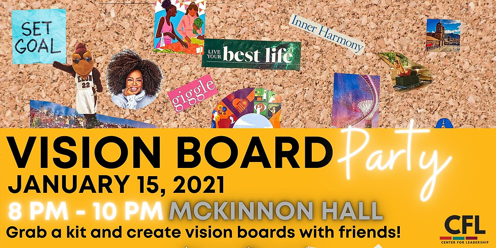 Vision Board Party with Kevin Daniel