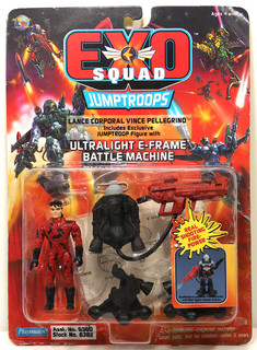 Exo Squad Jumptroops Vince Pellegrino