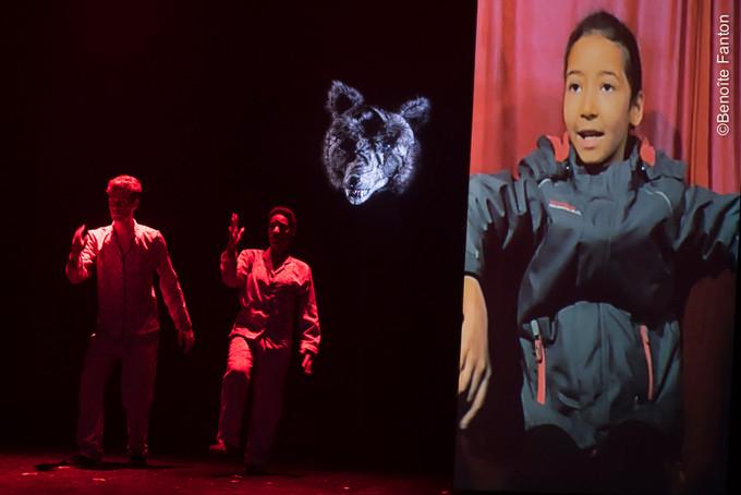 """""""Rêver peut-être"""", spectacle de Marjorie Nakache au Studio Théâtre de Stains"""