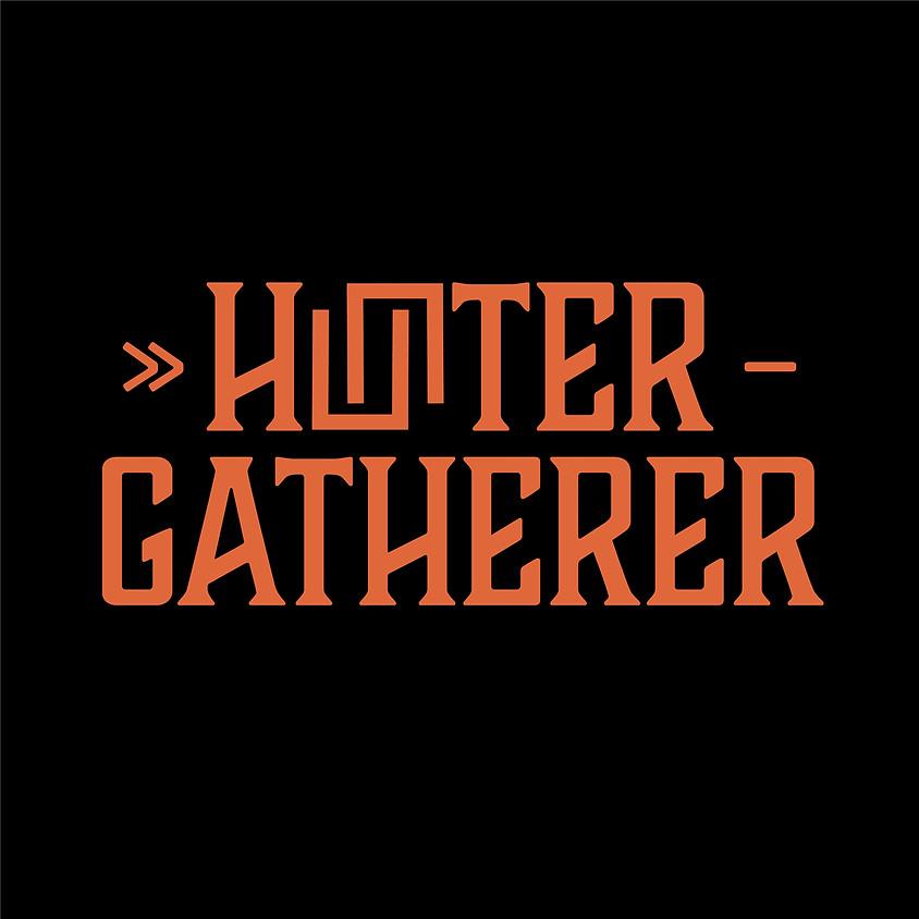 Hunter-Gatherer / Goldblum / Harrison Rimmer