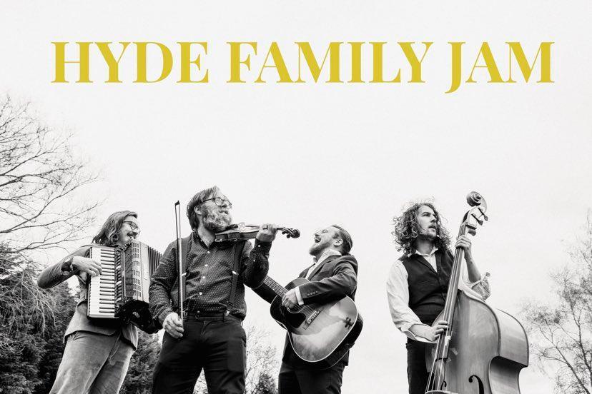 Hyde Family Jam