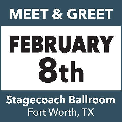 Get backstage and meet DOUG STONE