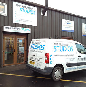 Picture Framers Solihull