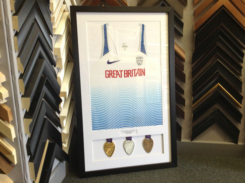 G.B. Athletics West & Medals
