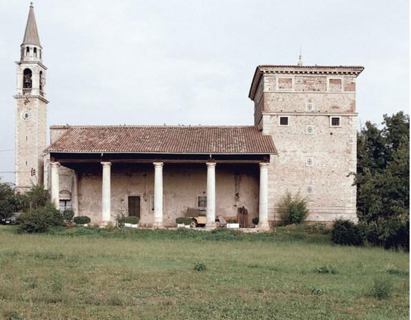 Andrea Palladio, Barchesse di Villa Tressino