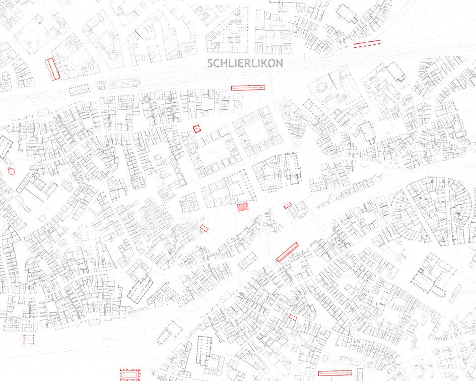 In Schlierlikon sind die Stadtloggien unentbehrliche Akteure für das Bühnenbild des Stadtlebens geworden. Sie schaffen Erinnerungen, welche wiederum den Gesellschaftsstolz stärken.