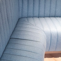 Fluted Quilting for Upholstery