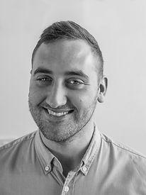 Jeremy Dakeyne Portrait, Chiropractor, smiling man