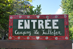 Camping le Taillefer